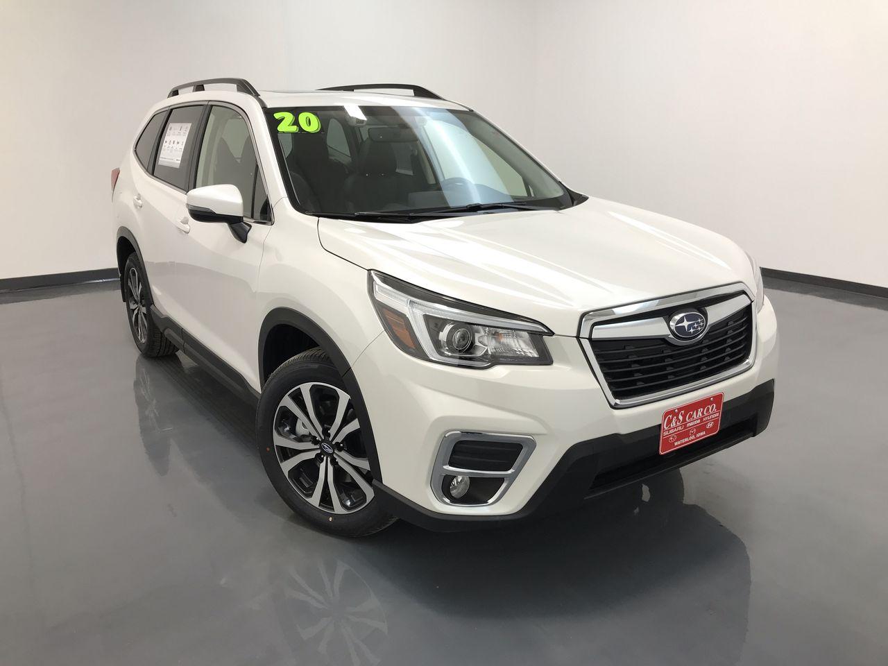 2020 Subaru Forester  - C & S Car Company