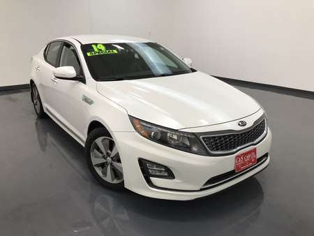 2014 Kia Optima EX Hybrid for Sale  - SB7762B  - C & S Car Company