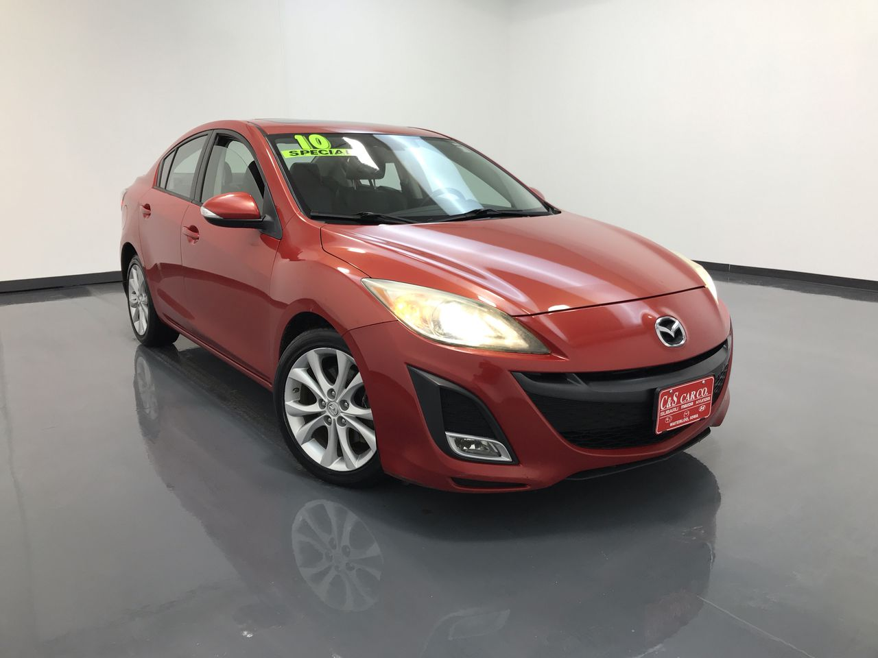 2010 Mazda Mazda3 Grand Touring  - MA3163A  - C & S Car Company