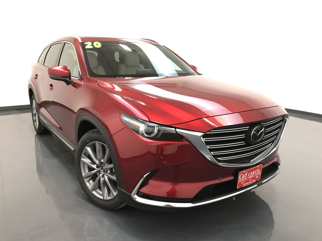 2020 Mazda CX-9 Grand Touring AWD  - MA3340  - C & S Car Company
