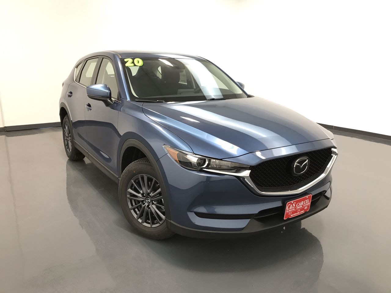 2020 Mazda CX-5 Sport  - MA3339  - C & S Car Company