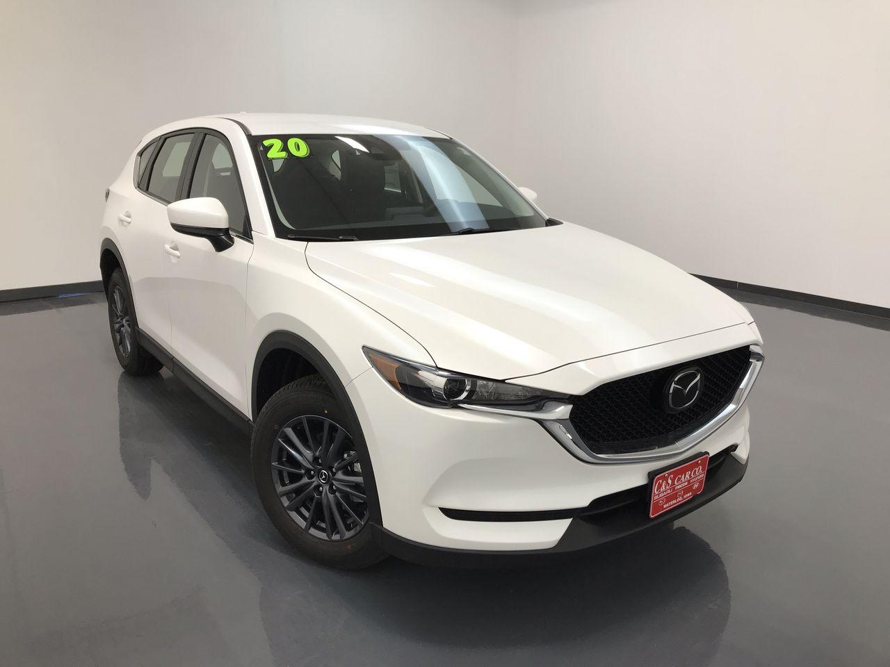 2020 Mazda CX-5 Sport  - MA3338  - C & S Car Company