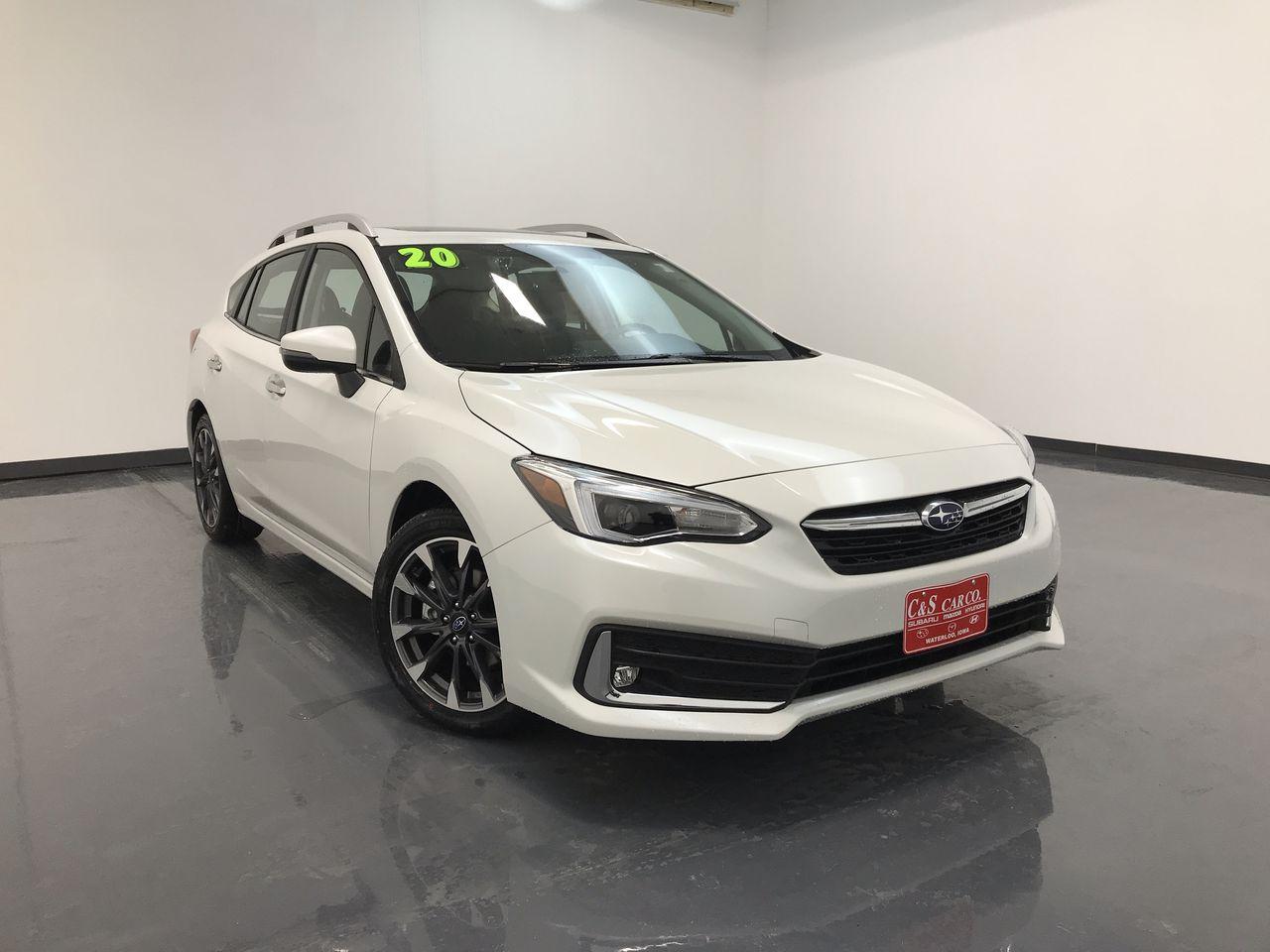 2020 Subaru Impreza 2.0i Limited w/ Eyesight  - SB8456  - C & S Car Company