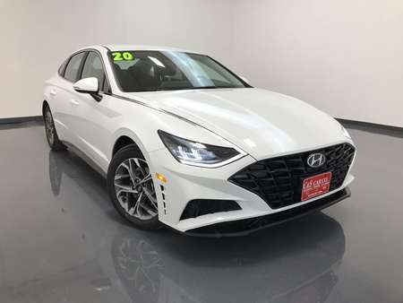 2020 Hyundai Sonata SEL for Sale  - HY8319  - C & S Car Company