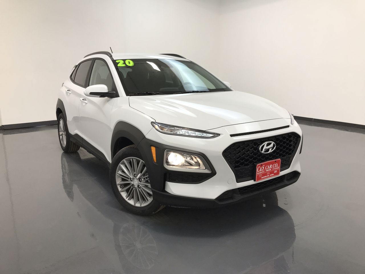 2020 Hyundai kona SEL  - HY8320  - C & S Car Company