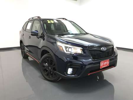 2020 Subaru Forester Sport 2.5i w/ Eyesight for Sale  - SB8457  - C & S Car Company