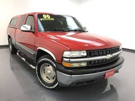 2000 Chevrolet Silverado 1500 LS Extended cab for Sale  - HY8292A  - C & S Car Company