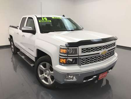 2014 Chevrolet Silverado 1500 LTZ 4WD Double Cab for Sale  - 16056  - C & S Car Company