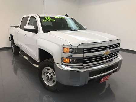 2016 Chevrolet Silverado 2500HD Crew Cab 4WD Diesel for Sale  - SB8427A  - C & S Car Company