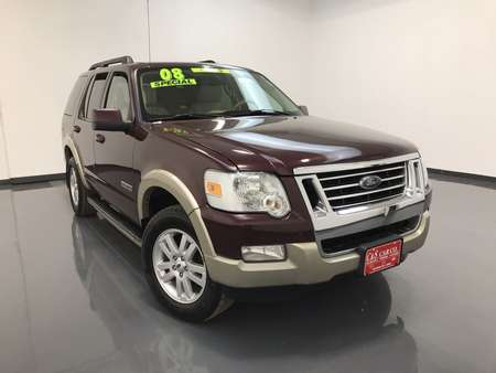 2008 Ford Explorer Eddie Bauer 4WD for Sale  - 16058  - C & S Car Company