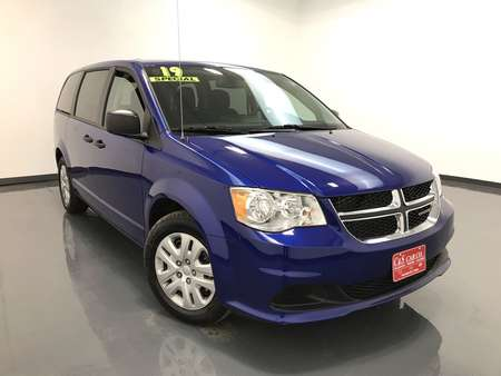 2019 Dodge Grand Caravan SE for Sale  - SB8411A  - C & S Car Company