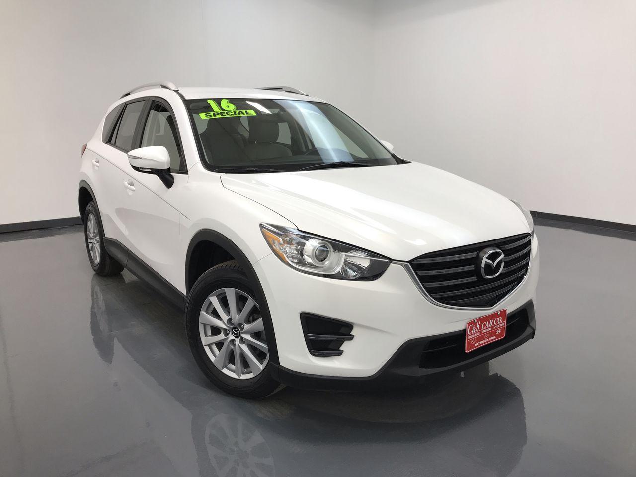 2016 Mazda CX-5 Sport  - MA3337A  - C & S Car Company