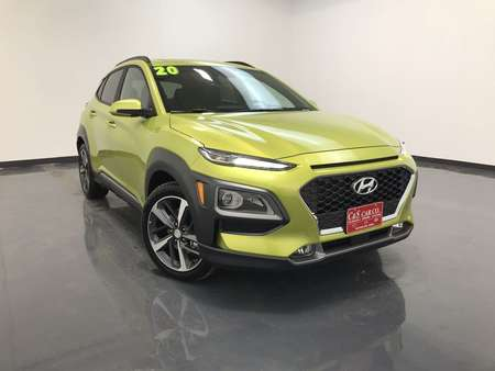 2020 Hyundai kona Ultimate 1.6T FWD for Sale  - HY8332  - C & S Car Company
