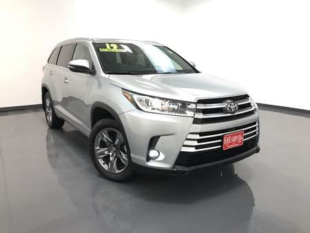 2019 Toyota Highlander Limited AWD for Sale  - 16063  - C & S Car Company