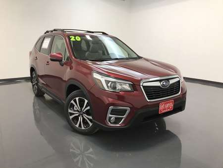 2020 Subaru Forester Limited 2.5i w/ Eyesight for Sale  - SB8463  - C & S Car Company