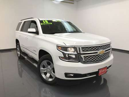 2018 Chevrolet Tahoe LT 4WD for Sale  - HY8333A  - C & S Car Company