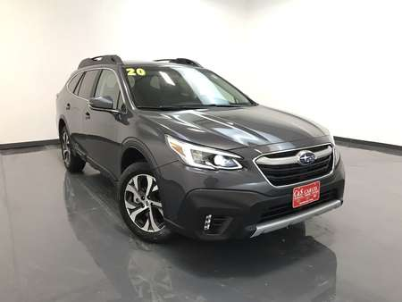 2020 Subaru Outback 2.5i Limited w/ Eyesight for Sale  - SB8470  - C & S Car Company