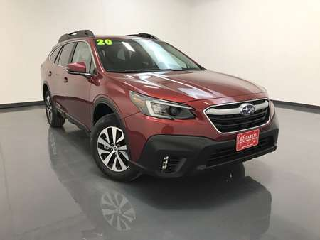 2020 Subaru Outback Premium 2.5i w/ Eyesight for Sale  - SB8468  - C & S Car Company