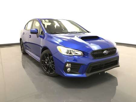 2020 Subaru WRX Premium 6spd manual for Sale  - SB8481  - C & S Car Company