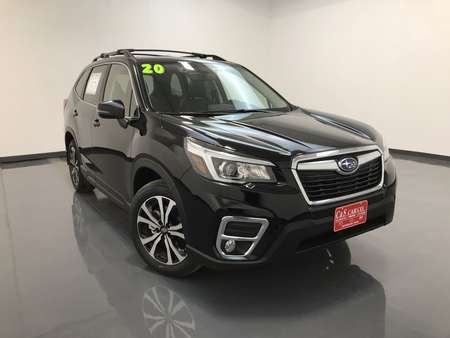 2020 Subaru Forester Limited 2.5i w/ Eyesight for Sale  - SB8477  - C & S Car Company