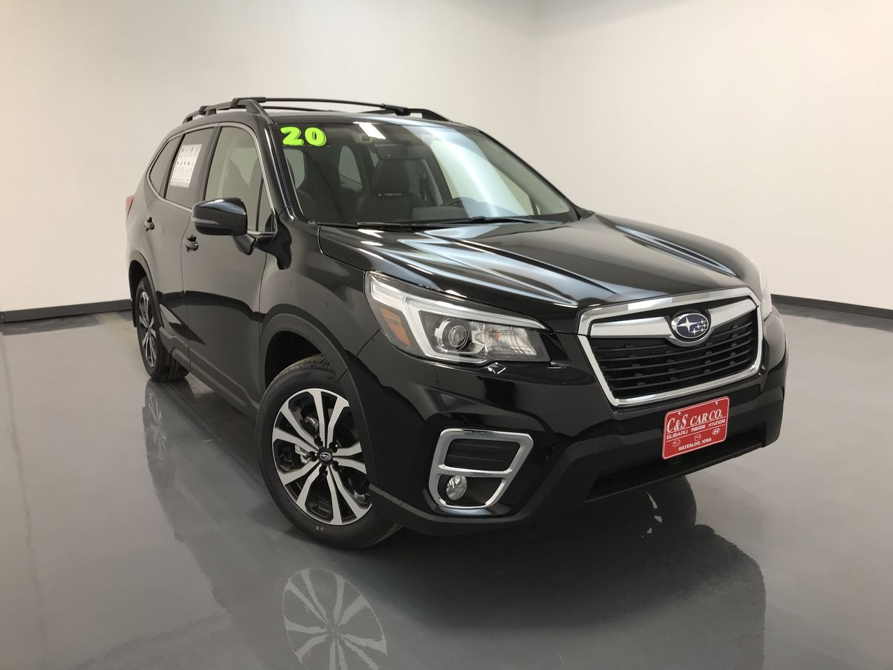 2020 Subaru Forester Limited 2.5i w/ Eyesight  - SB8477  - C & S Car Company
