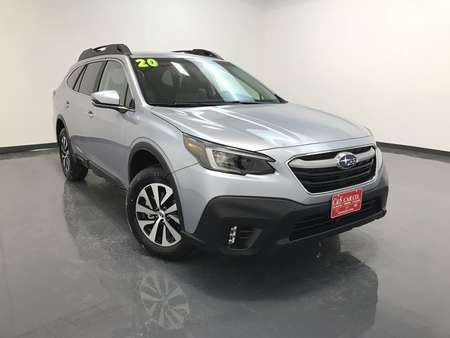 2020 Subaru Outback Premium 2.5i w/ Eyesight for Sale  - SB8474  - C & S Car Company