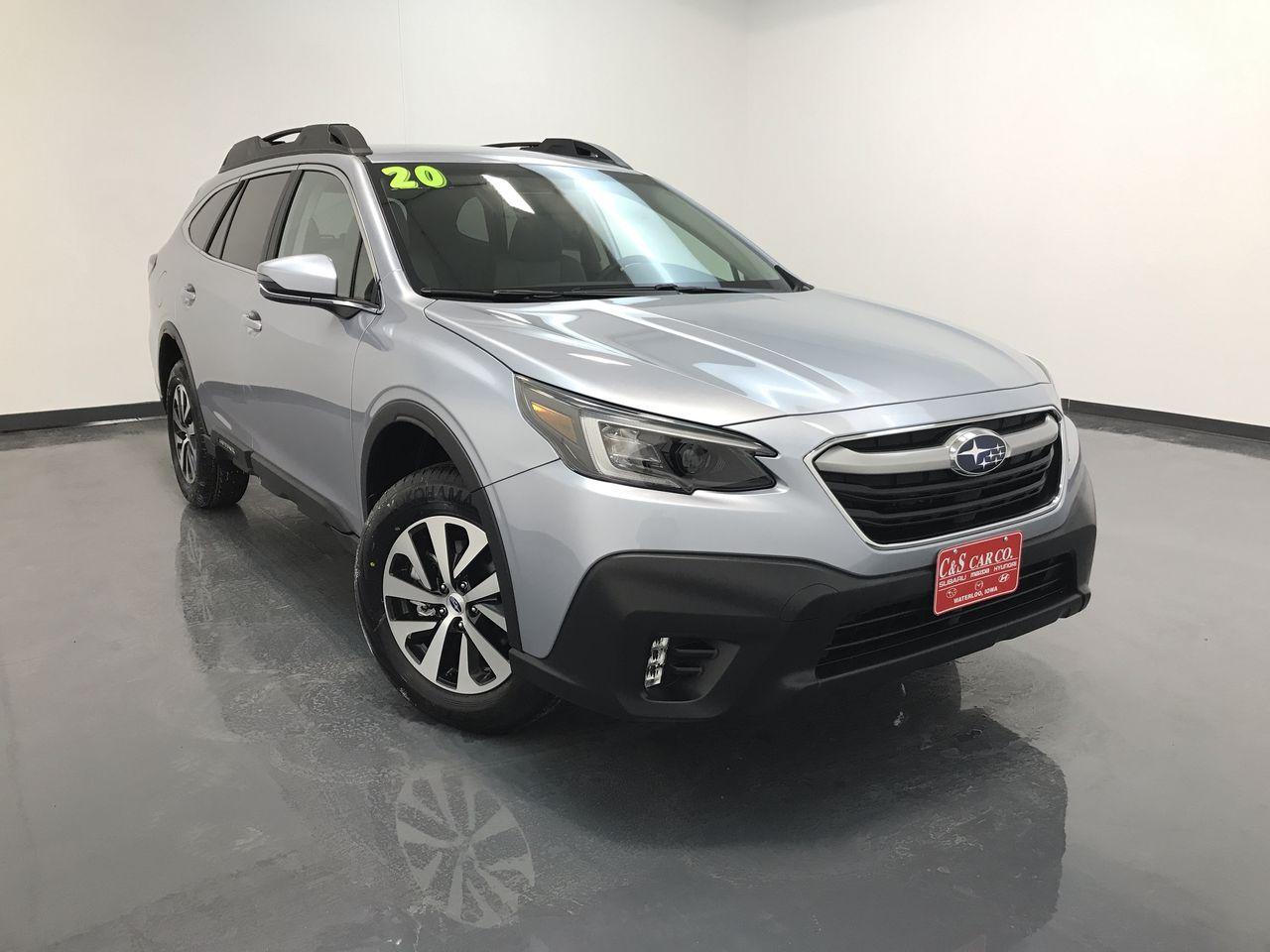 2020 Subaru Outback Premium 2.5i w/ Eyesight  - SB8474  - C & S Car Company