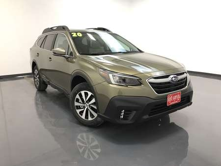 2020 Subaru Outback Premium 2.5i w/ Eyesight for Sale  - SB8472  - C & S Car Company