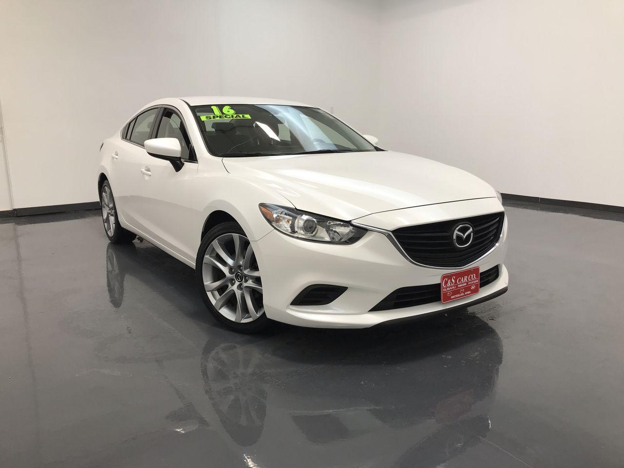 2016 Mazda Mazda6  - C & S Car Company