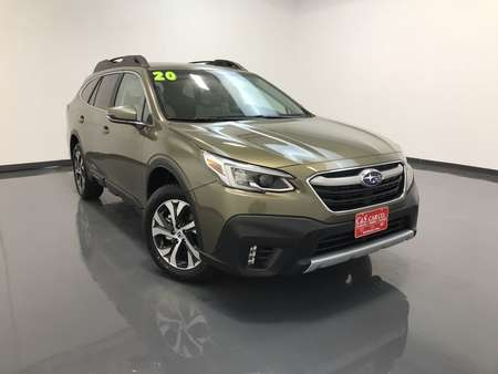 2020 Subaru Outback Limited 2.5i w/ Eyesight for Sale  - SB8489  - C & S Car Company