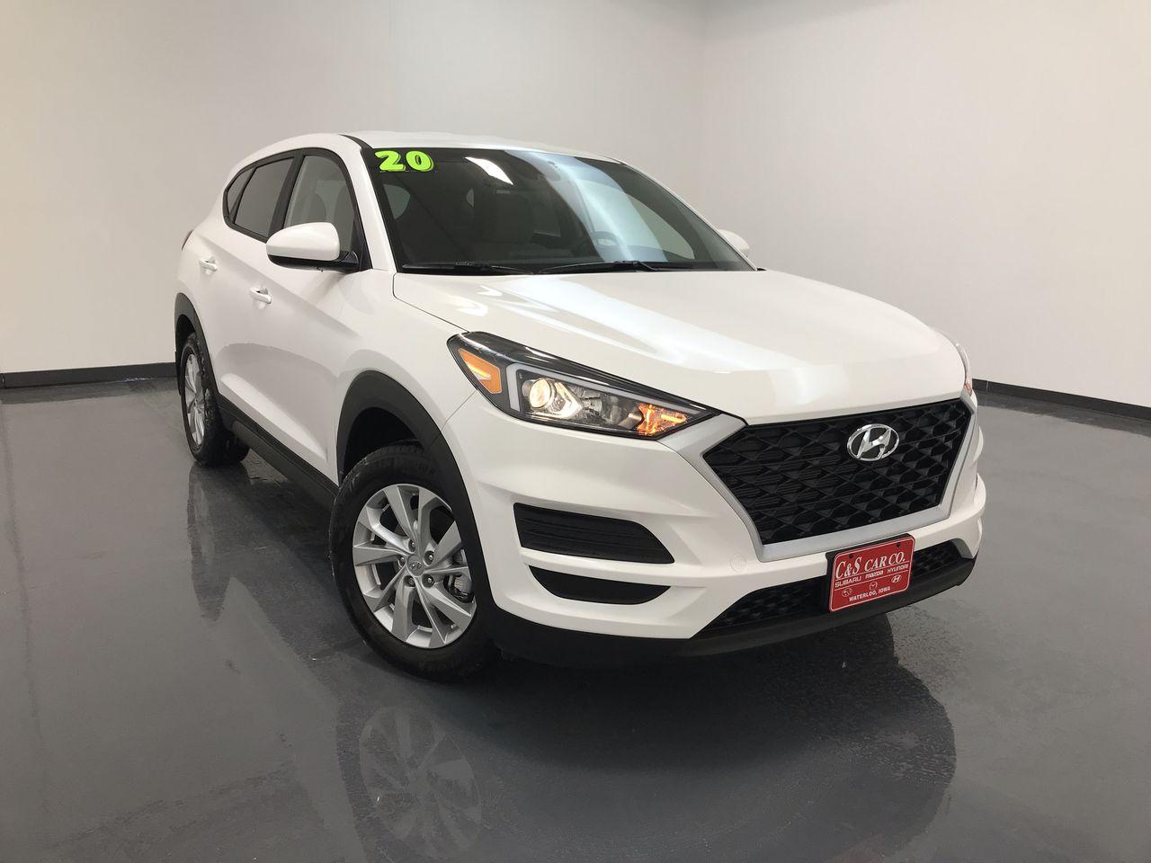2020 Hyundai Tucson SE AWD  - HY8344  - C & S Car Company
