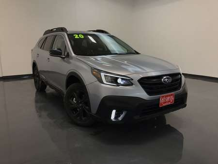 2020 Subaru Outback Onyx Edition XT w/ Eyesight for Sale  - SB8486  - C & S Car Company