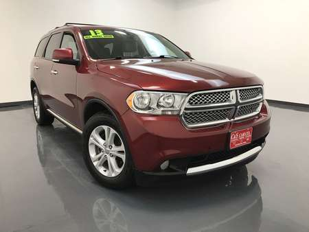 2013 Dodge Durango Crew AWD for Sale  - HY8295A  - C & S Car Company