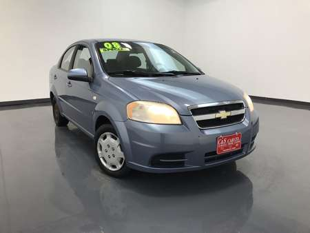 2008 Chevrolet Aveo LS for Sale  - 15641B  - C & S Car Company