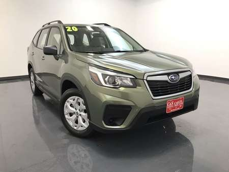 2020 Subaru Forester W/ Eyesight for Sale  - SB8494  - C & S Car Company