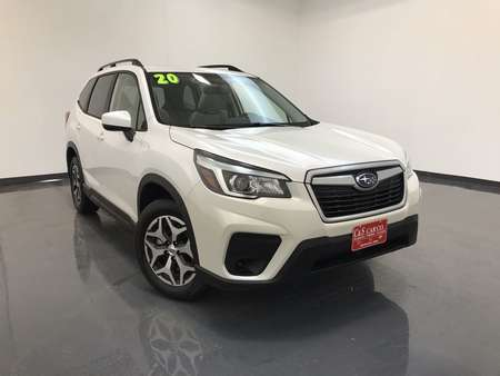 2020 Subaru Forester Premium 2.5i w/ Eyesight for Sale  - SB8493  - C & S Car Company