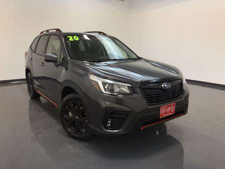 2020 Subaru Forester Sport 2.5i w/ Eyesight for Sale  - SB8506  - C & S Car Company
