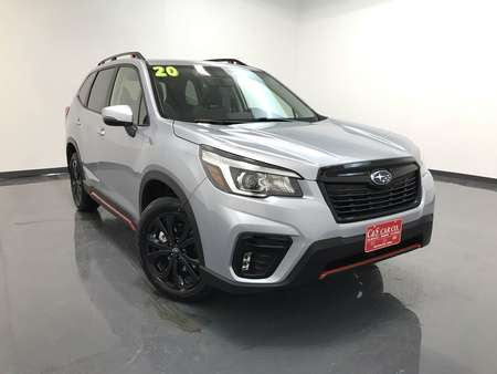 2020 Subaru Forester Sport 2.5i w/ Eyesight for Sale  - SB8505  - C & S Car Company