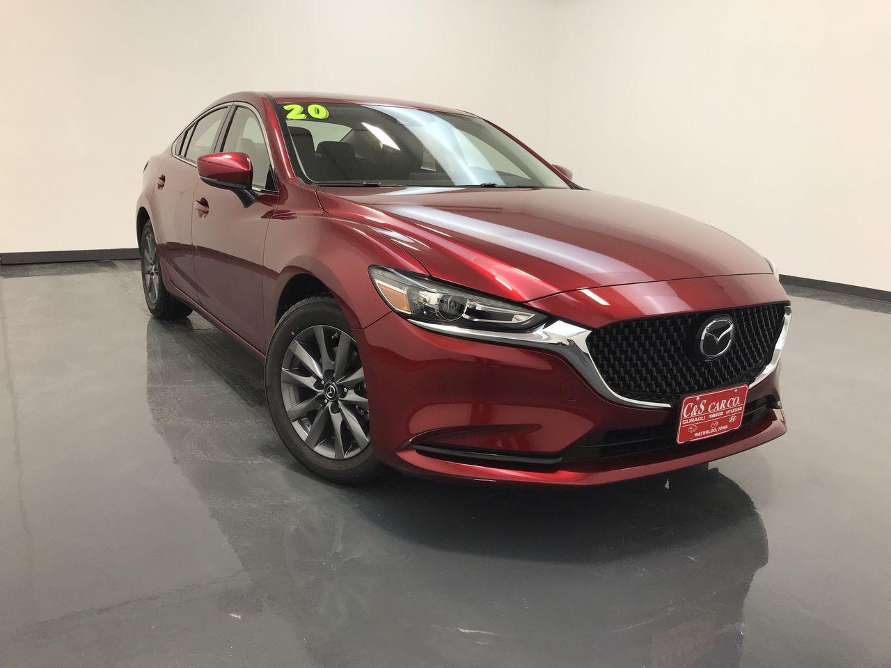 2020 Mazda Mazda6  - C & S Car Company
