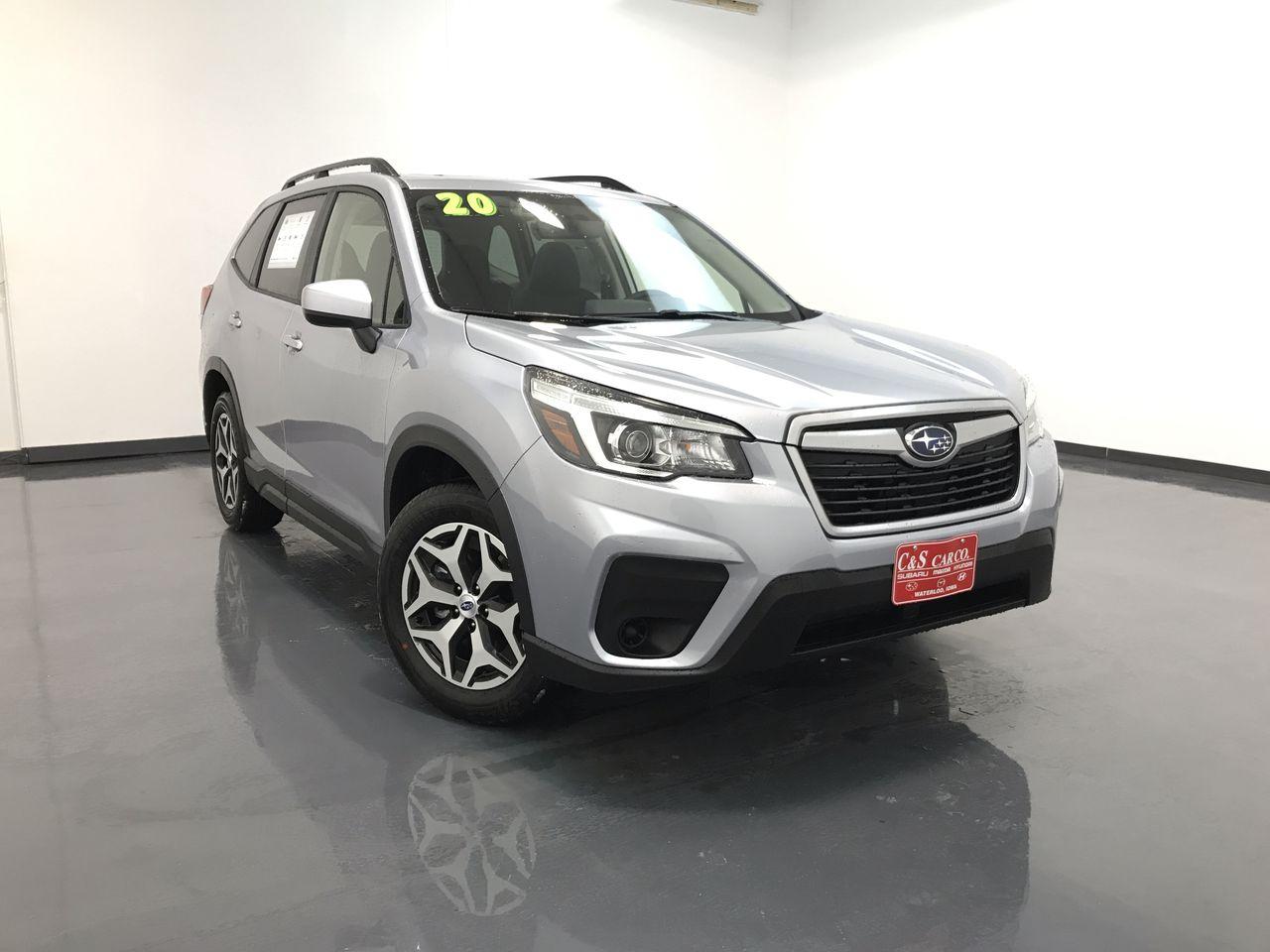 2020 Subaru Forester 2.5i Premium w/ Eyesight  - SB8500  - C & S Car Company