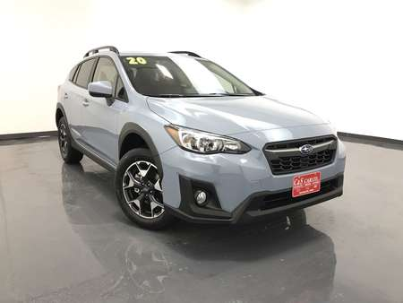 2020 Subaru Crosstrek Premium 2.0i w/ Eyesight for Sale  - SB8495  - C & S Car Company