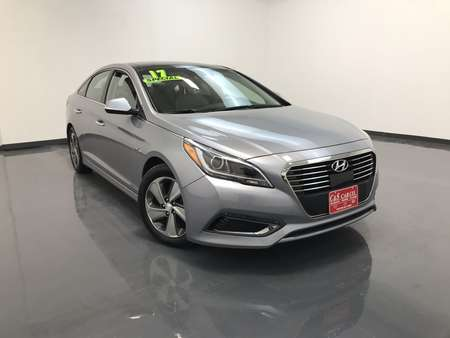 2017 Hyundai Sonata Hybrid Limited Hybrid for Sale  - HY8345A  - C & S Car Company