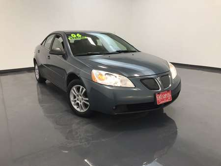 2006 Pontiac G6 4D Sedan V6 for Sale  - HY7968B  - C & S Car Company