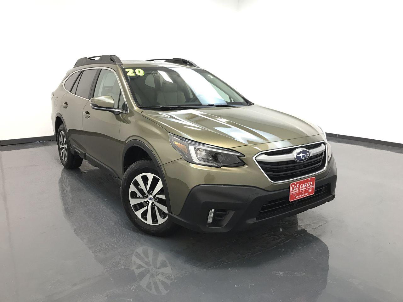 2020 Subaru Outback 2.5i Premium w/ Eyesight  - SB8510  - C & S Car Company