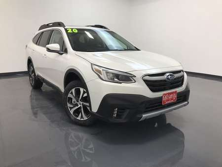 2020 Subaru Outback 2.5i Limited w/ Eyesight for Sale  - SB8517  - C & S Car Company