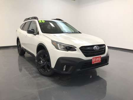 2020 Subaru Outback 2.4 Onyx Edition XT w/ Eyesight for Sale  - SB8514  - C & S Car Company