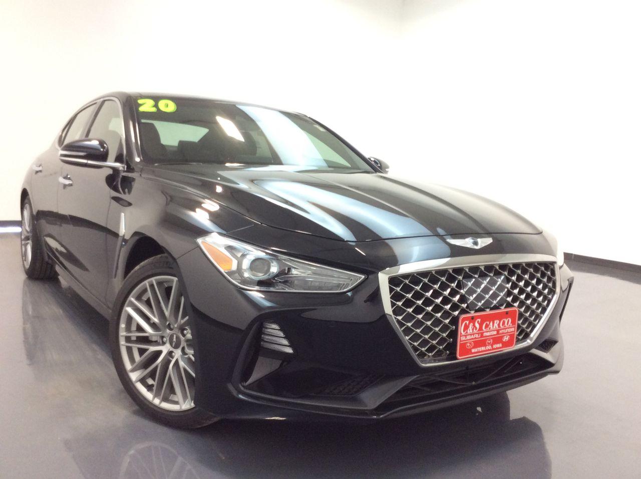 2020 Genesis G70  - GS1020  - C & S Car Company