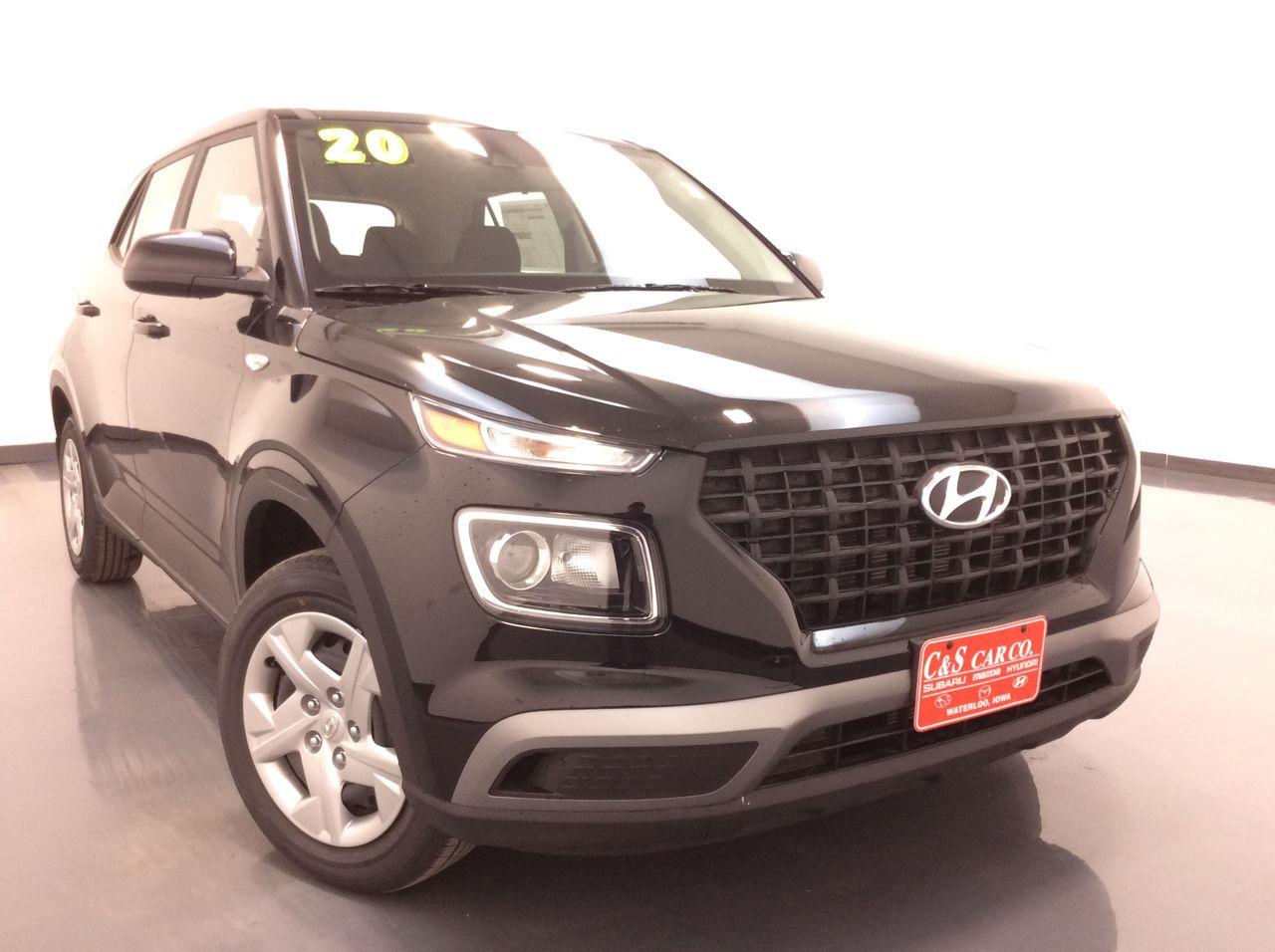 2020 Hyundai VENUE  - HY8352  - C & S Car Company