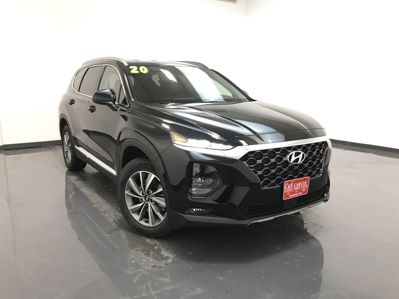 2020 Hyundai Santa Fe SEL  - HY8355  - C & S Car Company