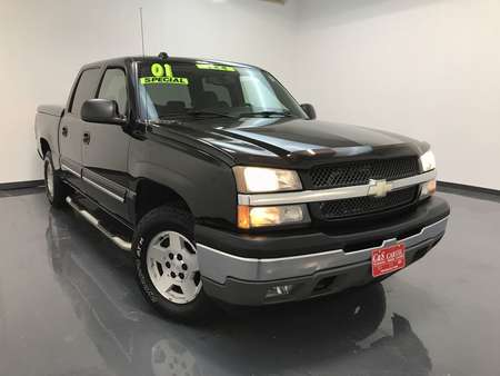 2005 Chevrolet Silverado 1500 LS Extended cab for Sale  - SB7447D  - C & S Car Company